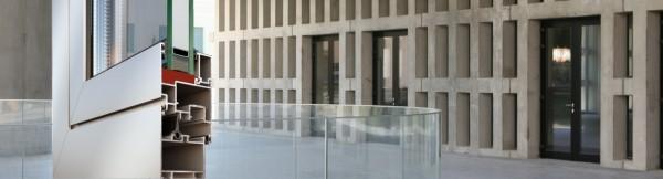 Μη θερμομονωτικό σύστημα πορτών εισόδου SMARTIA M15000
