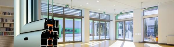 Θερμομονωτικό σύστημα πορτών εισόδου COMFORT M20000