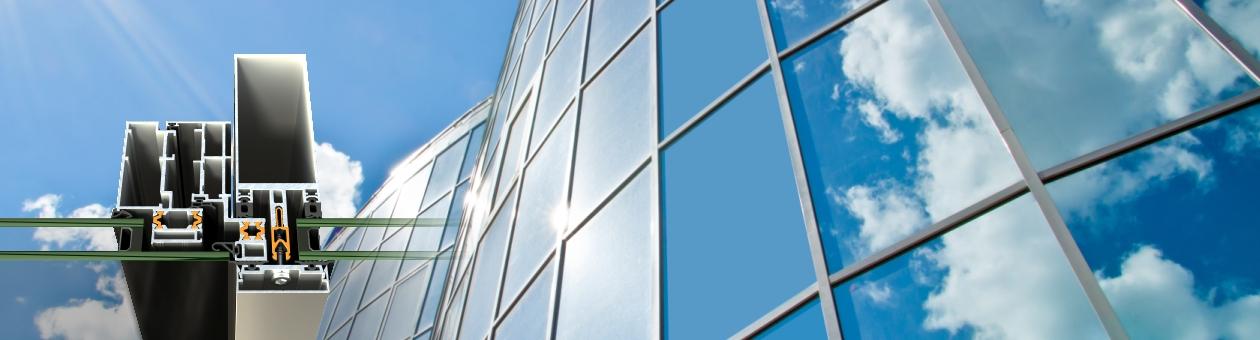 Σύστημα υαλοπετασμάτων υψηλής ενεργειακής απόδοσης SMARTIA M7
